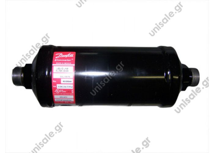 "60652201  ΦΙΛΤΡΟ  ΑΦΥΓΡΑΝΣΗΣ     DCL/DML305FS   5/8 ""O'RING   FILTER DRYER  DANFOSS       Buses 1C75607H01 / 240601054 / 2C52867G01 / 6278300058 / 669352 / 8000000682 / 8000000682HO / 8000000682MO / A6278300058 / DO314 / DO4"