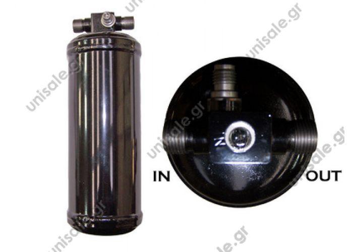 6065288979.2  ΞΗΡΑΝΤΗΡΑΣ A/C      Φίλτρο Υγρού 3/8*3/8 O-ring Parker με Πλήρωση & τάπα Universal    > StandardReceiver Drier M x M