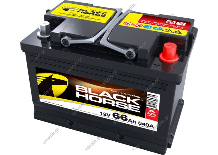 BLACK HORCE 12V 66A 540AH