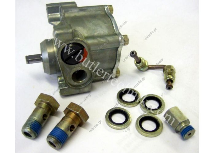 WEBASTO 66544 FUEL PUMP DBW 300 DBW 2010 TYPE: FUEL PUMP REPLACEMENT KIT DBW  665 44A