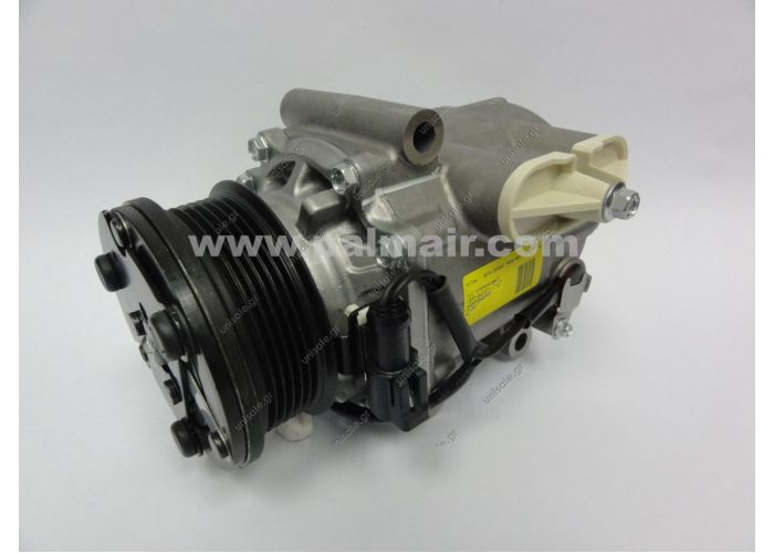 1064354  ΣΥΜΠΙΕΣΤΗΣ A/C   ΚΟΜΠΡΕΣΕΡ A/C   FORD   ΚΟΜΠΡΕΣΕΡ A/C  VISTEON-EQUIVALENT    FORD FIESTA V 1.3 '01 Compressor 6pk 98mm VISTEON# 10-160-01029 OE# 2S6H-19D629-AB / 1141327