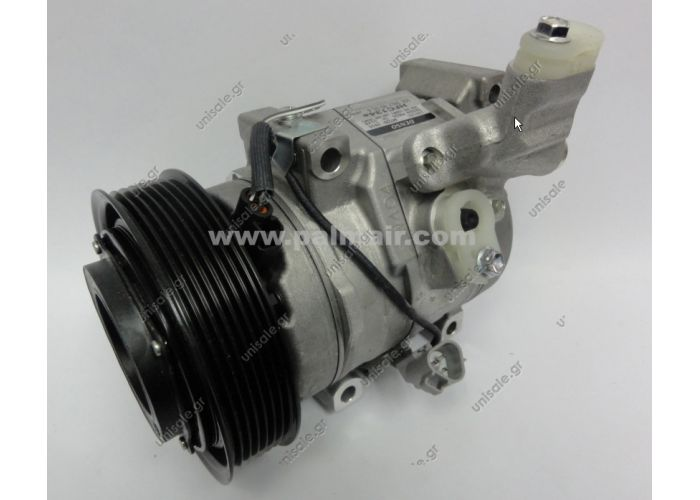 71-7803610  COMPRESSOR PART 447170-7710 TOYOTA RAV 4 II	2000-2006 DENSO DCP50033, COMPRESSOR,NEW, N-DENSO TOYOTA RAV-4 ACA20,21 10S15C 5/00 ON