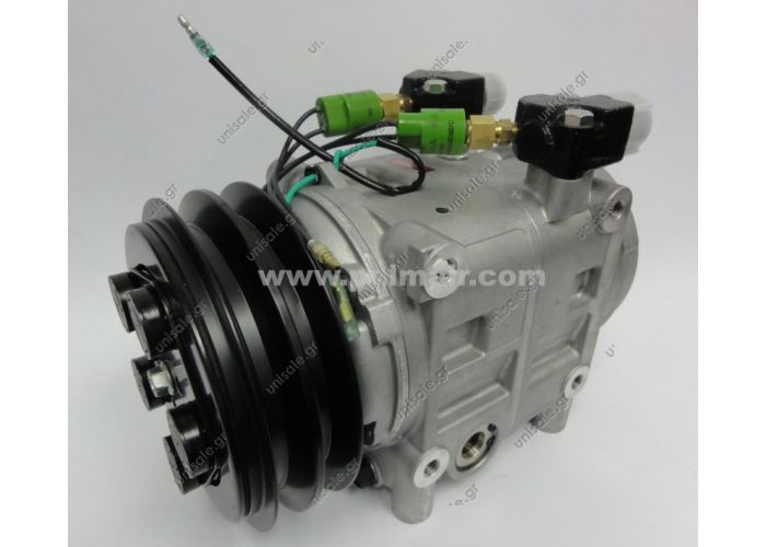 COMPRESSOR SELTEC TM-31    OE# COMPRESSOR PART 506010-1240 COMPRESSOR TYPE TAMA TM31 (DKS32)