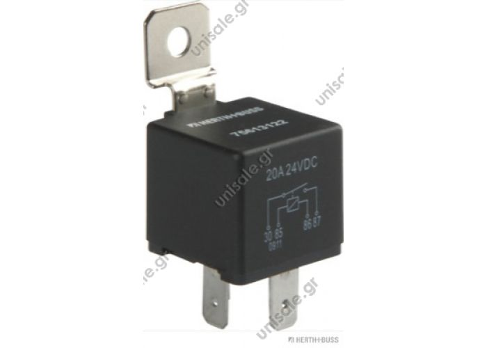 7000613122 ΡΕΛΕ 24 V -Nr./Ref.: 81.25902-0058 , 1164016  Flasher relais 24v Bosch