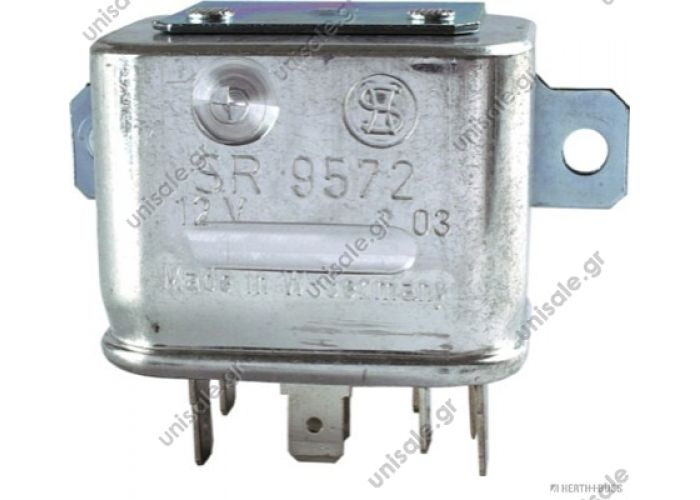 ΡΕΛΕ 75899572 HERTH+BUSS ELPARTS 75899572, Relay, main current