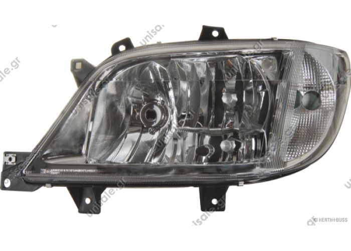 MERCEDES 80658642 HERTH+BUSS ELPARTS - Headlight MERCEDES-BENZ A 901 820 24 61 901 820 24 61
