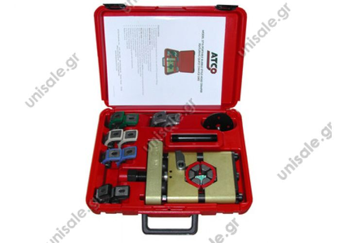 80807250 Atco 3710  ΠΡΕΣΣΑ ΑΠΛΗ  ΓΙΑ ΜΑΡΚΟΥΤΣΙΑ  crimping machine (6 inserts) MODEL 3710 PORTABLE BUBBLE STYLE HOSE CRIMPER FEATURING QUICK CHANGE DIES