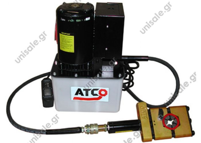 80807315 Atco 3710 crimping machine (6 inserts) with pneumo/elec