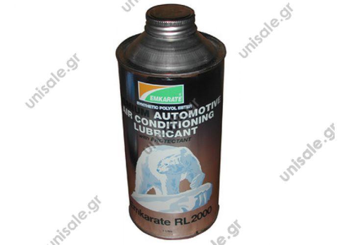 80813027 Oil R134a Emkarate RL 2000 (lt 1)
