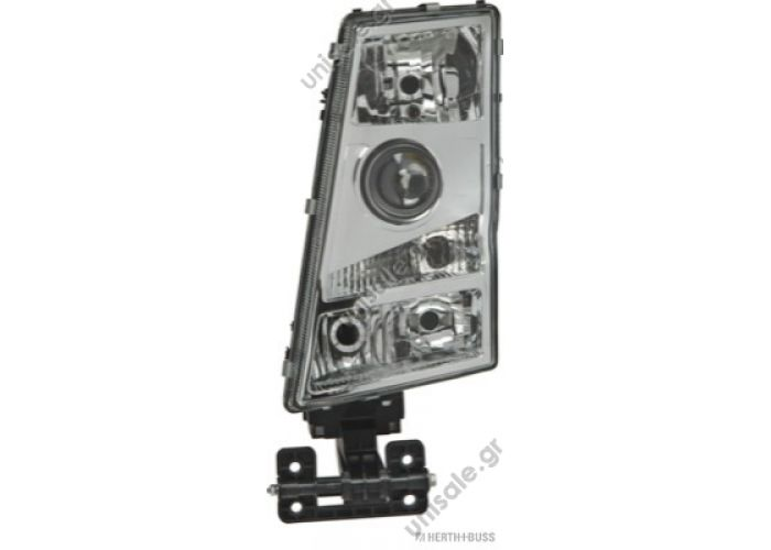 81658070 KAMAR VOLVO FM  2.24458 Headlight Volvo FH-FM Links Headlight left for Volvo FH-FM  OE numbers: 20360898 20713720