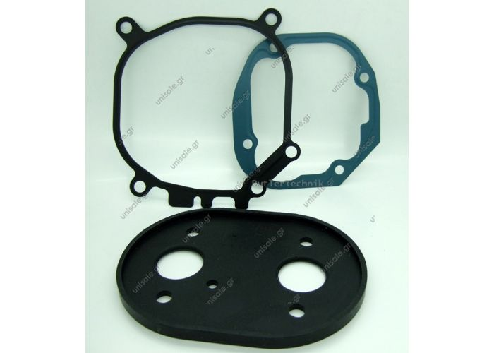 1303517A Webasto Air Top 2000ST Gasket Set  PRODUCT DETAILS  Webasto Heater Air Top 2000ST Gasket Set  Includes the following; 1 x Motor gasket, 1 x Burner gasket, 1 x Base gasket.  Suitable for Webasto Heater Air Top 2000ST