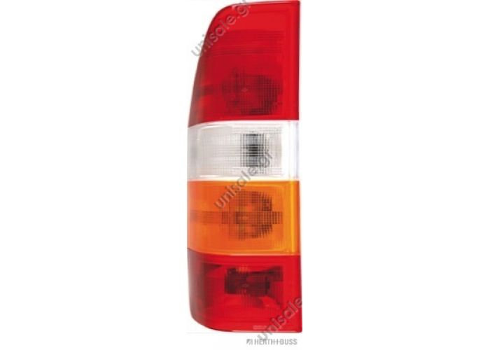 Tail lamp, left, with lamp carrier replaces Hella: 9EL 354 273-031  Art. No. 4.68038  MERCEDES 82830226 HERTH+BUSS ELPARTS - Combination Rearlight MERCEDES-BENZ A 000 826 07 56A 000 826 18 56A 901 820 07 64000 826 18 56901 820 07 64
