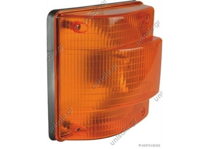 2BA007839-001 – HELLA, Φανάρι Φλας Man 96-   Turn signal lamp replaces Hella: 2BA 007 839-001  Art. No. 3.31048   ΜΑΝ 83700003  ΜΑΝ 83700003  -81.25320-6073