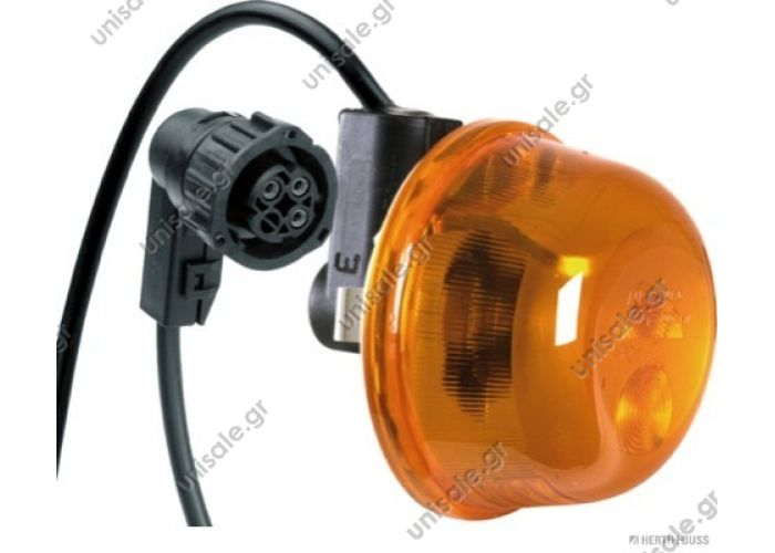 Turn signal lamp, complete, without bulb Art. No. 4.63553  MERCEDES 83700177 HERTH+BUSS ELPARTS - Indicator MERCEDES-BENZ A 941 820 10 21941 820 10 21
