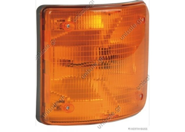 2BA007840-001 – HELLA, Φανάρι Φλας Man F90,M90   Turn signal lamp replaces Hella: 2BA 007 840-001  Art. No. 3.31041  ΜΑΝ 83700189 - 81.25320-6068