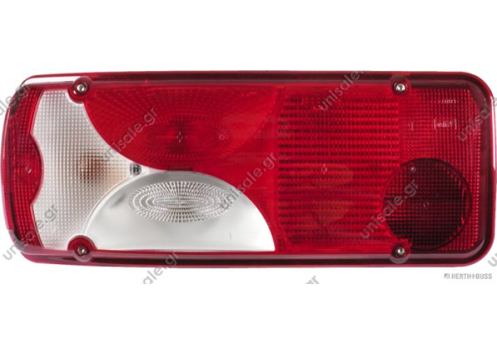 MERCEDES 83830067 HERTH+BUSS ELPARTS - Combination Rearlight MERCEDES-BENZ A 906 820 04 64906 820 04 64 VW 2E0 945 095A   Mercedes-Benz	Sprinter