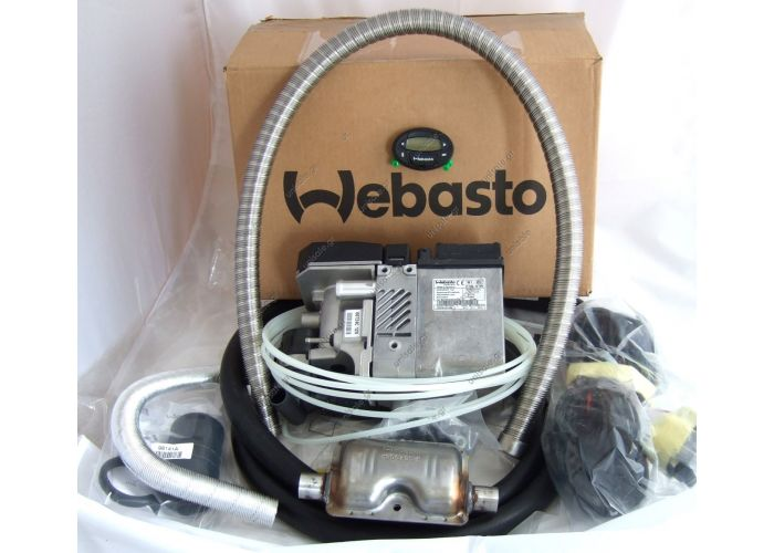 TTCKIT  Webasto Thermo Top C Water Heater/Central Heating Kit 12