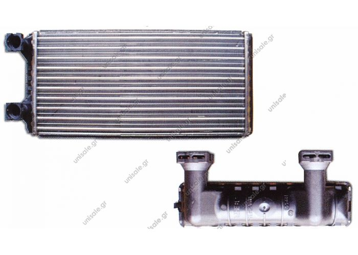 8FH351312591   BEHR-HELLA ΨΥΓΕΙΟ ΚΑΛΟΡΙΦΕΡ  VOLVO      VOLVO 8 510 494 7 (85104947), ΨΥΓΕΙΟ ΚΑΛΟΡΙΦΕΡ VOLVO FH 2004 HELLA 8FH 351 312-591 (8FH351312591), Heat Exchanger, interior heating Heat exchanger replaces Hella: 8FH 351 312-591  Art. No. 2.76045