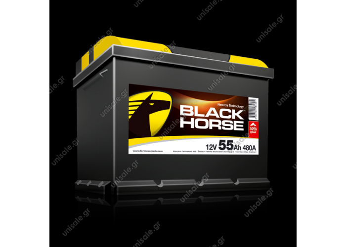 BLACK HORCE 12V 55A 540A