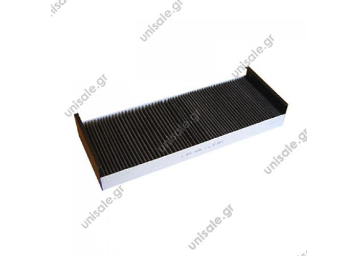 Air Cabin filter   CF-65/C  MAN  TGA-Serie   466.5x177x70 Filter F916 Cab MAN TGA Cabin Filter for MAN TGA  OE number  81 619,100,019  81 619,100,030