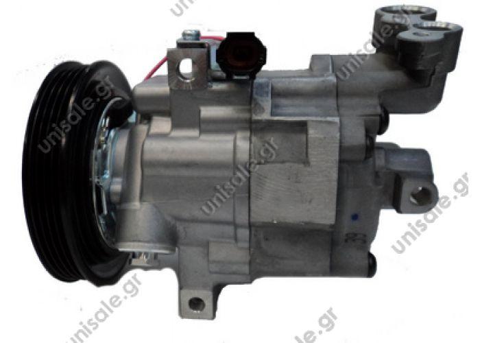 40430257 NISSAN  Micra 1.2 16v - 1.4 16v     Note 1.4  Compressor Seltec Valeo compressor    92600AX800 / 92600AX80A / 92600AX80B / 92600AX84B