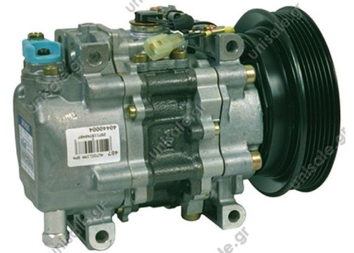 40440004 FIAT Bravo-a 1.4 12v - 1.8 16v Denso AC Compressors DCP09009 DCP09009 447100-0950 4471000950  ALFA ROMEO : 544070900 FIAT : 46438366, 544070900
