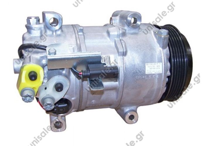 40440135 DCP17071     Compressor  Denso   air conditioning  complete     M/S W169 Classe A Ø 110mm MERCEDES : 0012303611, A0012303611, 0022301411, A0022301411