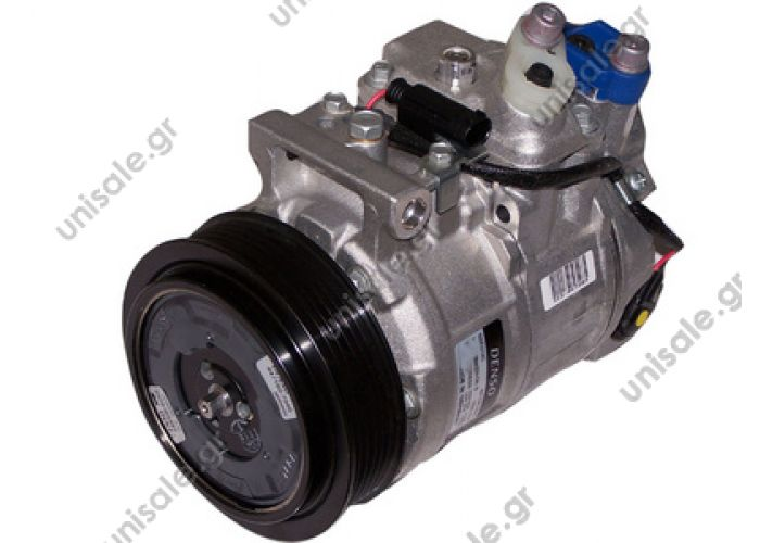 40440130 M/S R170 SLK DCP17046     DENSO AC MERCEDES CLASSE SLK 4.3 5.0 5.4 Depuis 08.2002    AIR CON CONDITIONING COMPRESSOR MERCEDES BENZ CLK C209 A209  AIR CONDITIONING COMPRESSOR KS1.5242 4471807040 40440130 44718.