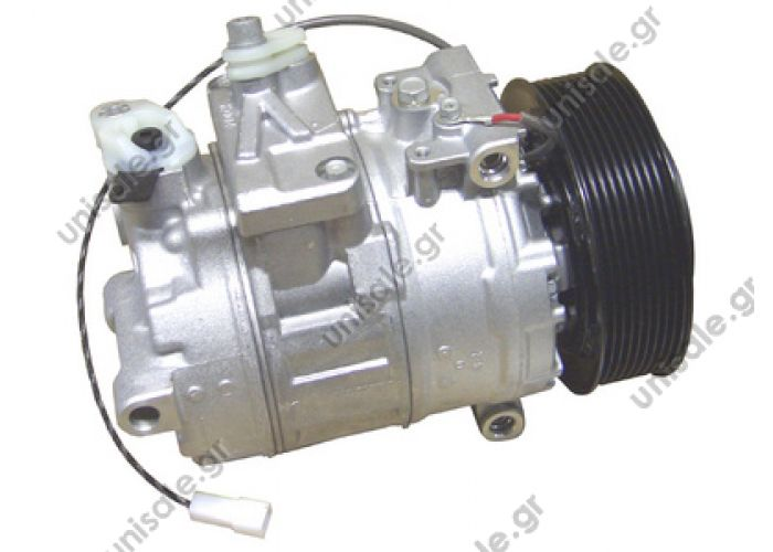 40440101   DCP17036 COMPRESSOR MERC ACTROS 2548 Κωδικός Προϊόντος : DCP17036 COMPRESSOR MERCEDES ACTROS 2548   Actros Year: 04 97->10 02   MB Actros MP1, MP2, MP3  0002343111 - 5412300611 - 5412301211