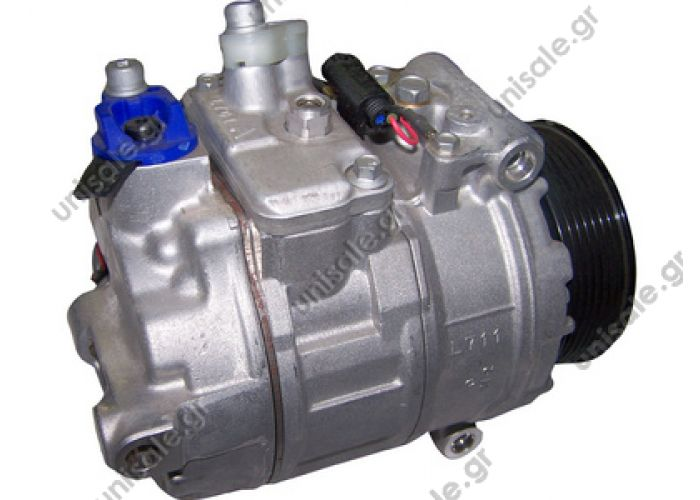 40440138 Compressors > Cars > Mercedes Benz  M/S W906 Sprinter 3 COMPRESSOR,NEW, N-DENSO MERCEDES SPRINTER W906, 7SEU17C 100MM 6PK NISU