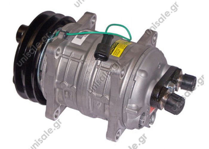 40430120   ΣΥΜΠΙΕΣΤΗΣ SELTEC ZEXEL    Compressor Seltec Valeo TM16 TYPE : TM 16 24V 2 GORGES    M2000  F90 / M90 OE: 51779707011 - 81619066010  Other Applications ApplicationYear F90 / M9008 90->12 98 M200009 99->