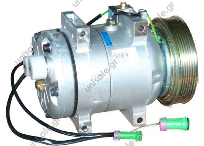 40430081 AUDI A4 I Serie 2.4 - 2.8 - S4 - RS4 Compressor for air condition   Compressor Seltec Valeo compressor     Compressor Type Zexel DCW17D     OE: 8D0260805A - 8D0260805E