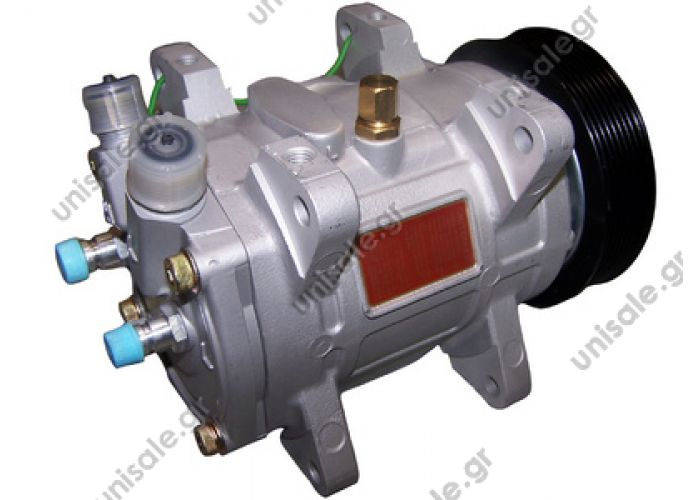 40435071  COMPRESSOR,UNICLA    UP 200 12V Poly-V8 Ø 135 mm