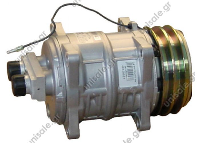 40430027   ΣΥΜΠΙΕΣΤΗΣ ZEXEL TM13XS 132A2 12V H-OR     TM 13 HD OR Rotolock Horizontal 12V 5