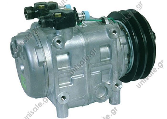 40430090 TM 31 24V 2 G Seltec Compressor OEM# 488-46520 501-240A Nr./Ref.: H13-000-822 , B13-AA2-801 , 240103024