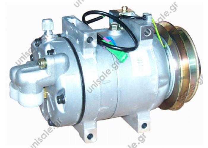 40430072 Compressor Seltec Valeo compressor   AUDI A6 I Serie 1.8 - 2.0 - 2.0 16V AUDI : 4A0260805AJ Description: DIAM N GORTENSIONTYPE 129_1G12DCW17B Corresponding OEM codes: 4A0260805AJ