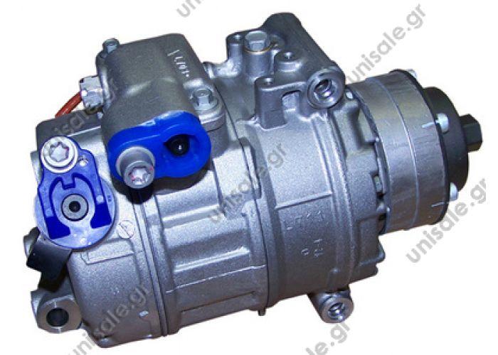 40440114 Compressor Denso complete    AUDI A6 III Serie 4.2 - S6 - RS6 Other Applications ApplicationYear A6 III Serie 4.2 - S6 - RS605 04->03 11 Allroad 4.207 02->08 05