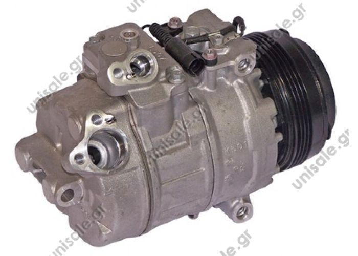 40440166 BMW E46 Serie 3 320i - 325xi - 330i - 330xi Aircondition compressor Product number: 64526910458  Fits on models: E46  320I all models year -09/02  323I all models  325I+TI+XI all models year -09/02  328I all models