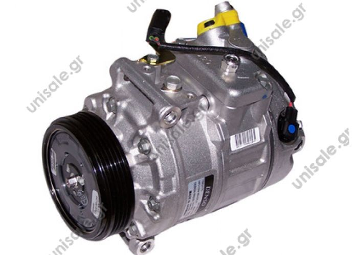 40440122 BMW E63 / E64 Serie 6 645i Aircondition compressor Product number: B64509174803  BMW/Mini OE No. Current No.: 64509174803 Prior No.: 64526956715, 64529122620