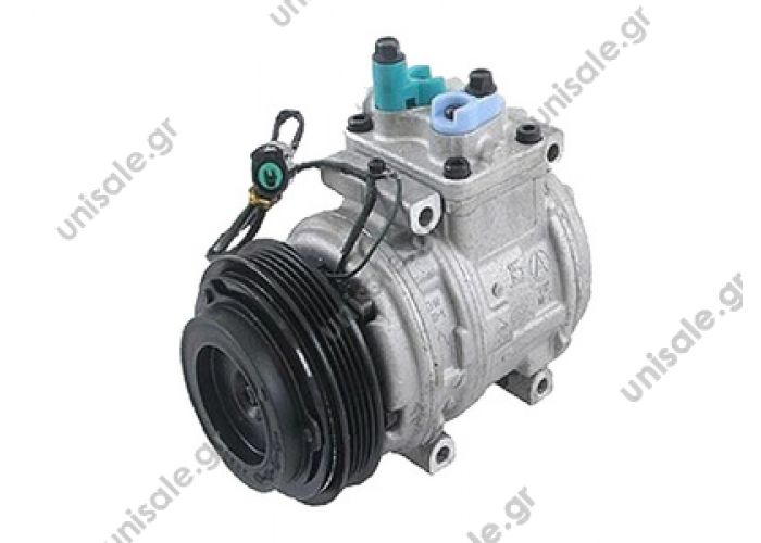40440150 KIA Sportage 2.0 AIR CONDITIONING COMPRESSOR KS1.5153 0K03861450 10PA17C Compressor Assembly OEMS 977012E300
