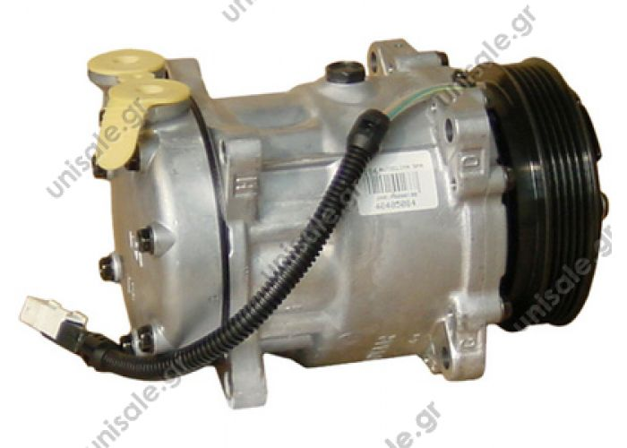 40405084 ΣΥΜΠΙΕΣΤΗΣ CITROEN BERLINGO    CITROEN SAXO OE: 1500 - 1502 - 6453GC - 6453N1 - 9616821580