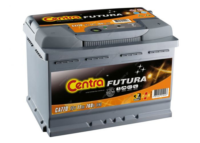EXIDE CV CENTRA FUTURA BATTERY