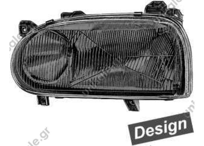 ΦΑΝΟΣ ΕΜΠΡΟΣΘΙΟΣ VW GOLF III MAYPO 8/91-4/99 HELLA 1DJ006360711