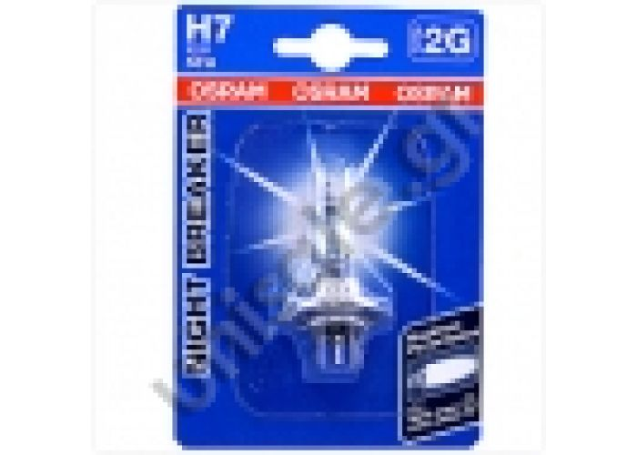 64210NBP-HCB 90%   H7 Osram Night Breaker Plus 90%