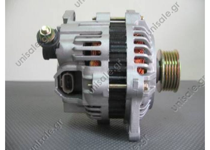 Δυναμο a2tb2891     Subaru impreza/forester/ 98-03 90amp  Voltage / Power:	12V 80 Amp Pulley / Drive:	Pulley PV5 x 55 Product Type:	Alternator Product Application:	Subaru Replacing A2TB2891 Lucas LRA1713 Hella JA1704 Subaru Various Models