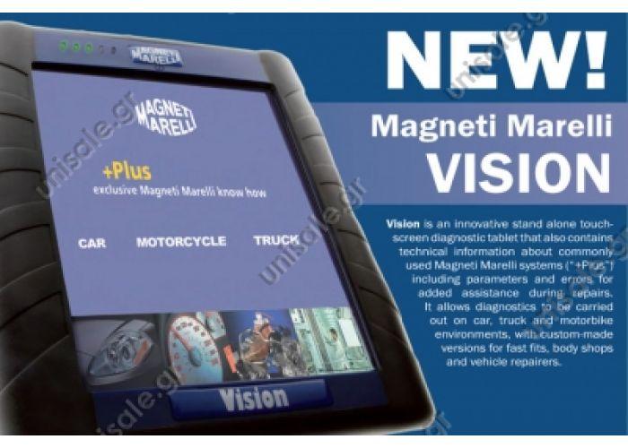 Magneti Marelli Tester Vision