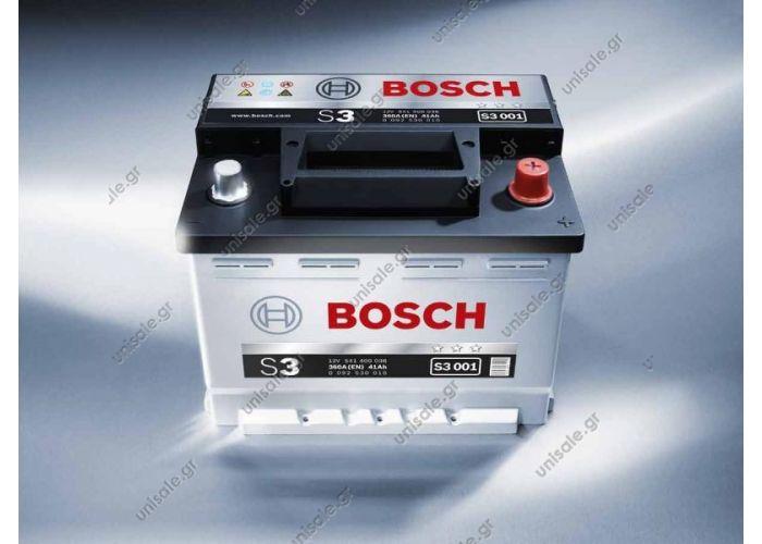 Bosch S3005 56AH 480A   ΜΠΑΤΑΡΙEΣ BOSCH S3