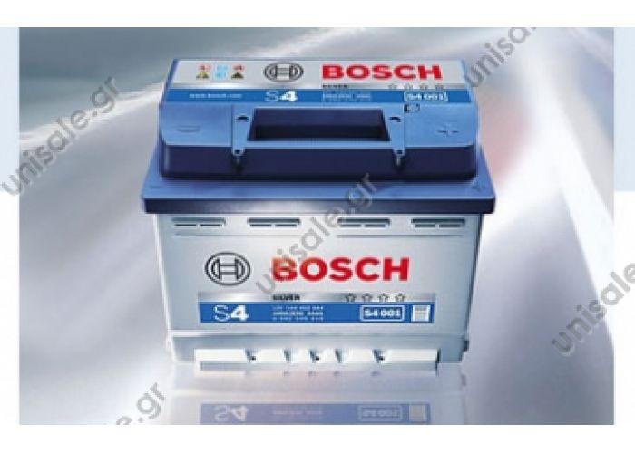 Μπαταρία Bosch S4 022 45AH 330EN Αριστερή