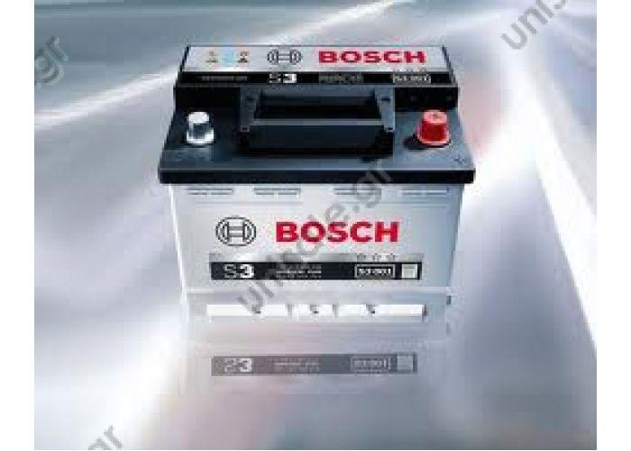 Μπαταρία Bosch S3 017 45AH 300EN Αριστερή