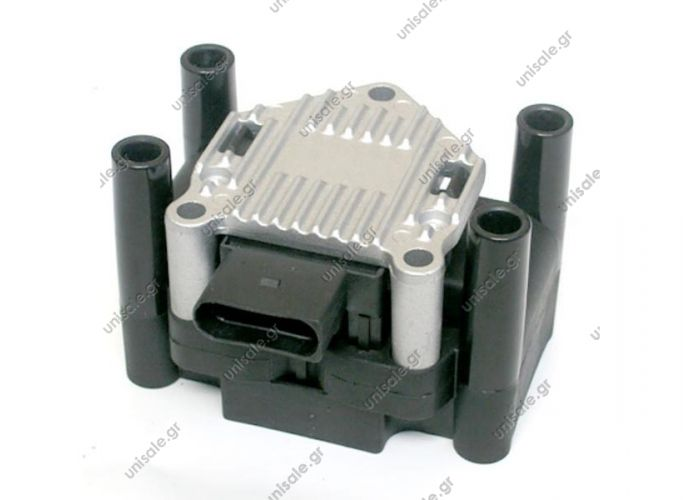 0040402003 \ ΠOΛAΠΛAΣIAΣTΗΣ ZSE-003 \ BERU  ΠΟΛΛΑΠΛΑΣΙΑΣΤΗΣ AUDI SEAT SKODA VW VW Golf 4 Golf 5 New Beetle Polo Bora Lupo Caddy Jetta Passat Touran Sharan AUDI Audi A2 A3 S3 A4 / ignition coil new (032905106B / 032905106E)
